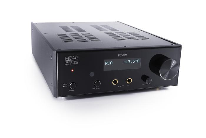 Fostex launches new firmware for HP-A8C