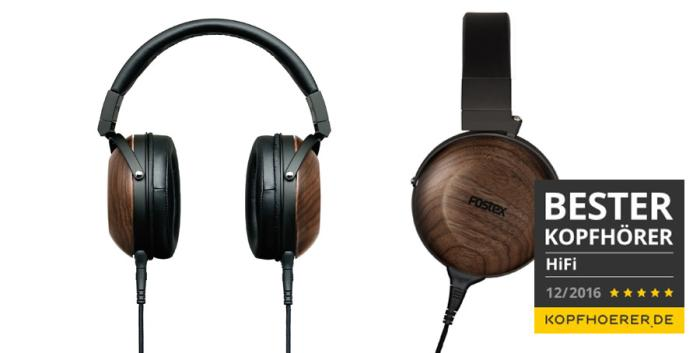 Fostex TH610 headphones receive 5 star review