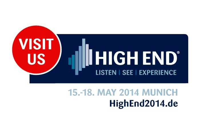 Fostex to Attend High End Show in Munich