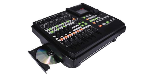 Mr 8hd Cd 8 Track Digital Multitracker With Cd Rw